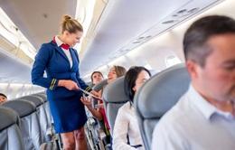 5 nỗi vất vả sau nụ cười tỏa nắng của tiếp viên hàng không