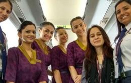 Phái nữ không ngồi ghế giữa máy bay để tránh bị sàm sỡ