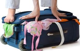 Mẹo đóng gói hành lý khi du lịch