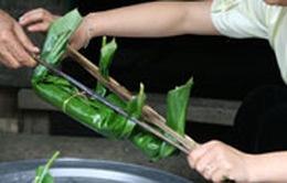 Rêu nướng - đặc sản độc đáo trong ẩm thực