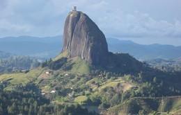 Thử thách với Piedra del Penon ở Colombia