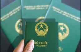 Hộ chiếu Việt Nam đứng hạng 90 về khả năng đi lại