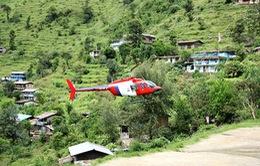 Nepal và hành trình trực thăng xuyên biên giới