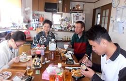 Homestay ở Nhật