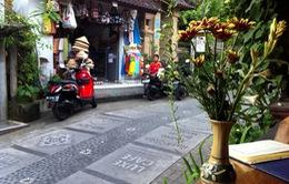 Đón tết trên đường phượt ở Bali