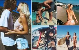 Đôi tình nhân nổi tiếng nhờ ảnh chụp du lịch