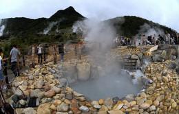 Du lịch Nhật bị ảnh hưởng vì hoạt động của núi lửa Hakone