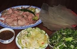 Đi ngang Quảng Nam nhớ ghé ăn bê thui CầuMống