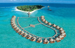 """Hưởng nhàn ở """"Thiên đường giữa đại dương"""" Maldives"""