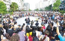 Phố đi bộ Nguyễn Huệ sẽ biểu diễn nghệ thuật hàng tuần