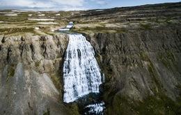 """Thiên đường Iceland trong mắt """"du khách"""" flycam"""