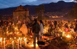 Khám phá lễ hội người chết ở Mexico
