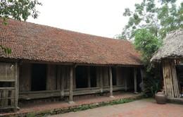 Gần 13 tỉ đồng tu bổ 10 nhà cổ làng Đường Lâm
