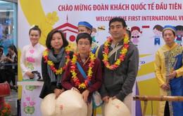 Du lịch TP.HCM đón khách quốc tế đầu năm