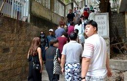 Vui buồn với du khách Trung Quốc tại Nha Trang