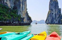 Việt Nam và tốp điểm đến cho dân mê chèo thuyền kayak