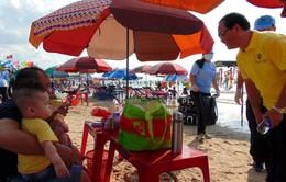 """Vũng Tàu """"hút"""" khách vì bãi biển sạch hơn"""