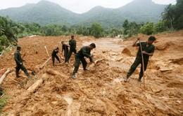 Sri Lanka tuyệt vọng tìm 150 người bị lở đất vùi lấp
