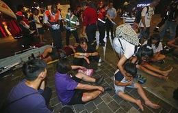 Một người Việt bị thương trong vụ nổ tàu điện Đài Loan
