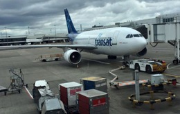 Hai phi công Canada bị bắt trước giờ bay vì say rượu
