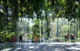Dubai xây khách sạn bên trong là rừng