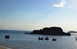 Du khách Hàn Quốc đột tử khi tắm biển ở Cù Lao Chàm