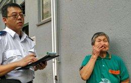 Hong Kong dậy sóng vì chuyện phạt bà cụ nghèo 71 tuổi