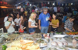 Thay đổi ở chợ đêm Phú Quốc