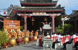 Hội quán Hải Nam vào danh sách tham quan của Hội An