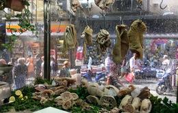 """Ăn vặt ở chợ...""""xịn"""" của dân Naples"""