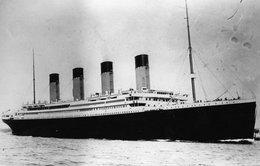 Tàu Titanic bị đắm vì hỏa hoạn?