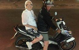 """Gặp """"ngoại già"""" 89 tuổi đi khắp thế gian"""