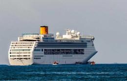 Tàu Italia chở gần 2.200 du khách cập đảo Phú Quốc