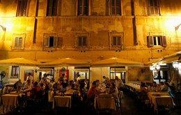 Nhà hàng Ý giảm giá cho khách có con ngoan