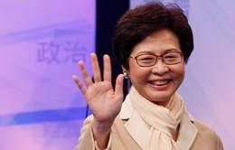Lãnh đạo mới của Hong Kong có thành tích gì?