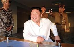 Triều Tiên lại phóng nhiều tên lửa từ bờ biển phía đông