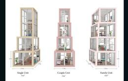 Giải thưởng kiến trúc Hong Kong: Tuyệt chiêu ở cầu thang xoắn