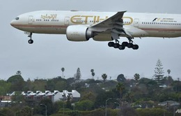 Mỹ dỡ lệnh cấm thiết bị điện tử trên các chuyến bay của hãng Etihad