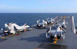 Trung Quốc đang học Mỹ trở thành 'cường quốc biển'