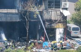 Nổ nhà hàng Trung Quốc, 2 người chết, 55 người bị thương