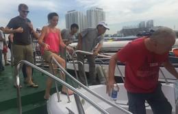 TP.HCM có 7 tour đường sông bằng canô cao tốc mới
