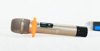 Giọng hát trở nên hay hơn với Micro USS 1000