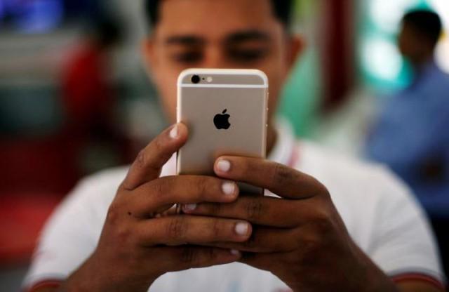 Apple thử nghiệm công nghệ nhận diện 3-D mở khóa iPhone - Ảnh 1.