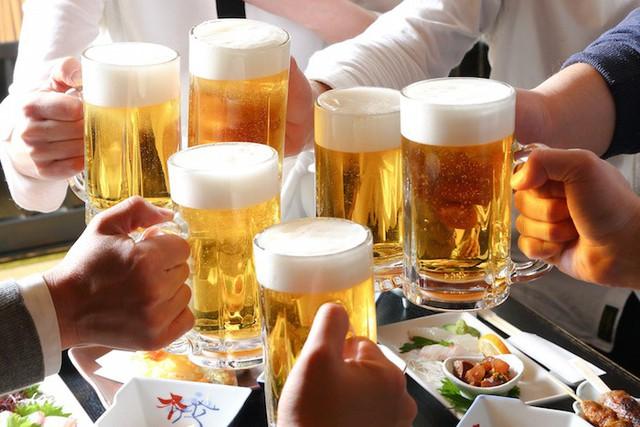 Kết quả hình ảnh cho nhậu bia