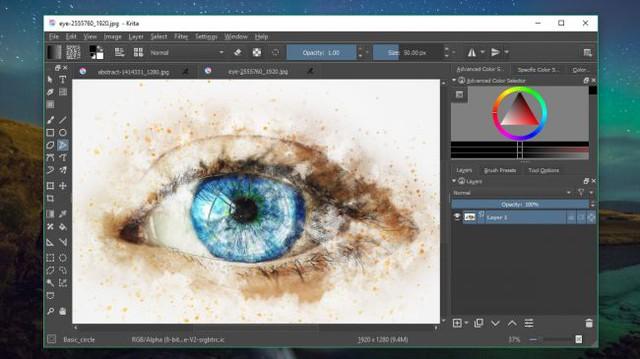 5 phần mềm miễn phí cho dân thiết kế đồ họa - Ảnh 1.