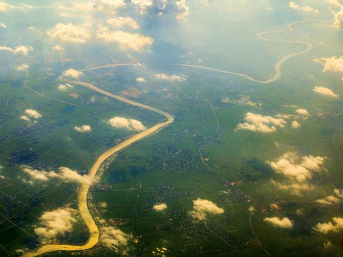 Bay trên những dòng sông Việt - Ảnh 3.