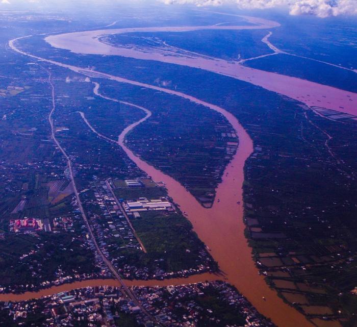 Bay trên những dòng sông Việt - Ảnh 11.